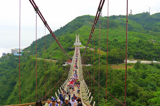 Taiping Suspension Bridge