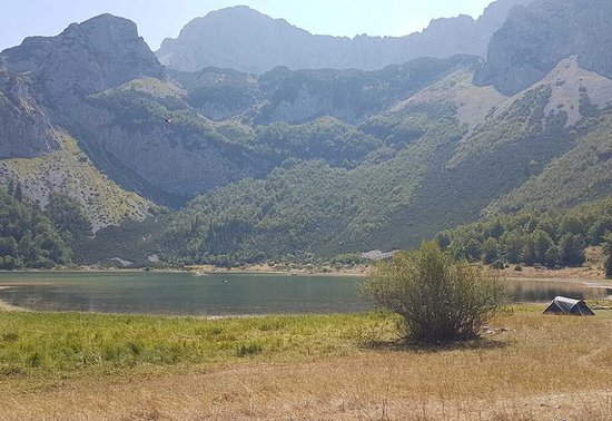 Sutjeska National Park, Bosna i Hercegovina: Hiking to Trnovacko Lake