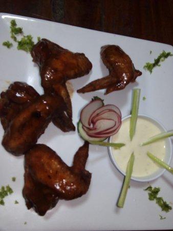 Alas de Pollo Chicken Wings