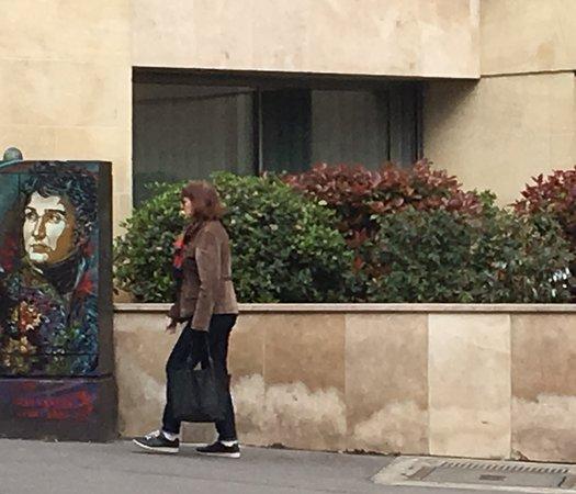 Fresque Jean Lannes