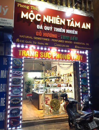 Phong Thuy Moc Nhien Tam An