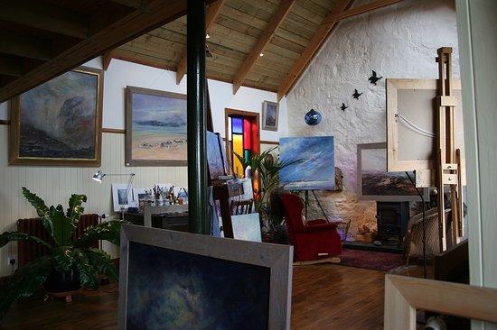 Diana Mackie Artist Studio and Gallery