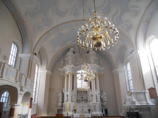 Evangelical Lutheran Church (Evangeliku Liuteronu Baznycia)