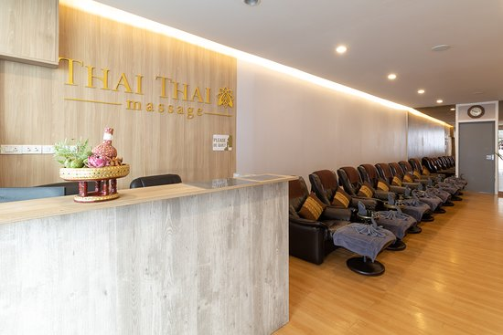 THAI THAI Massage siam square soi5