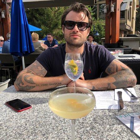 Amazing cocktails!