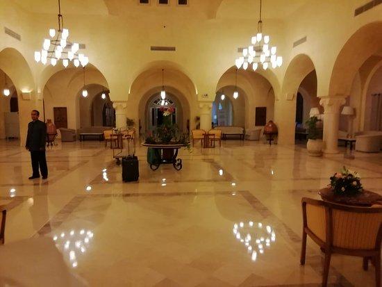 Hall d entrée - Picture of Royal Karthago Resort & Thalasso ...