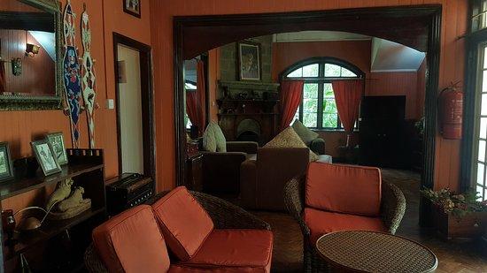 Tamambo Karen Blixen: Old comfort