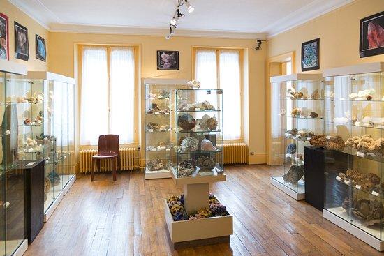 Musée de Minéraux