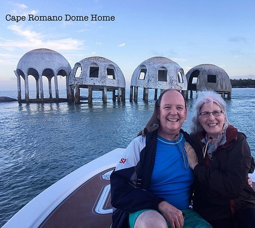 At Cape Romano and the Domes