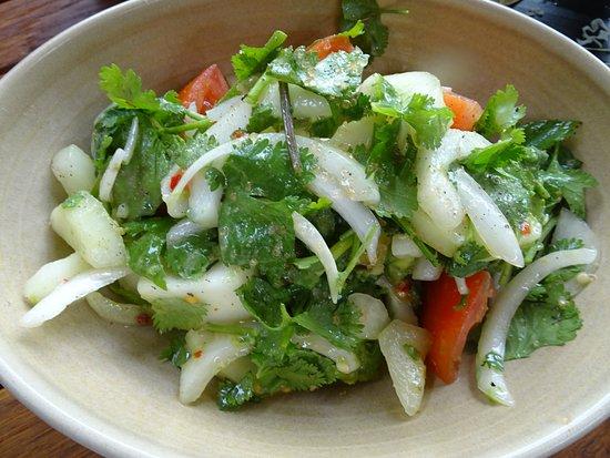Monkeypod Kitchen Avocado and Cucumber Salad (with tomato ...