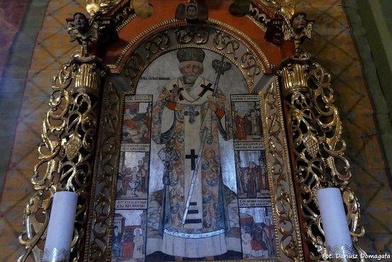 Cerkiew greckokatolicka Opieki Matki Bożej w Owczarach
