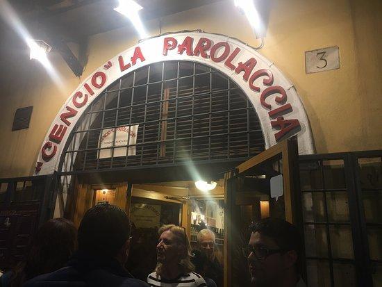 Cencio La Parolaccia ภาพถ่าย