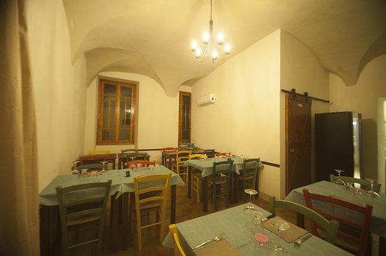 La seconda sala