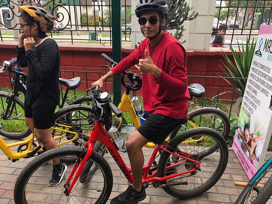 Lima, Peru: Para mim foi simplesmente maravilhoso essa tour, sem falar na atenção dos guias, equipe está de parabéns!