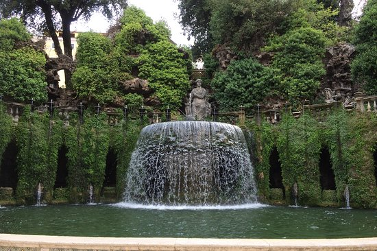Tivoli Villa d'Este by Italy I Love You