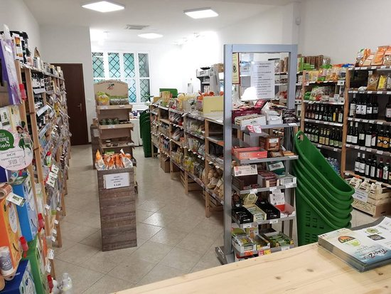 La boutique dei Cibi Sani di Giovanni Nani