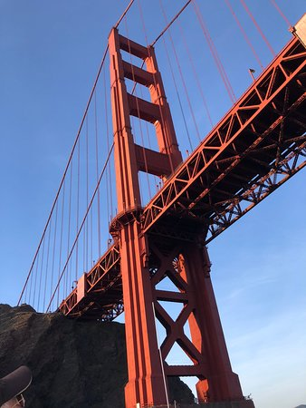 San Francisco Bay Sunset Catamaran Cruise: A different point of view!