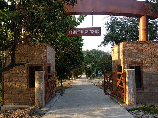 Khushab, Pakistan: Kanhatti Garden