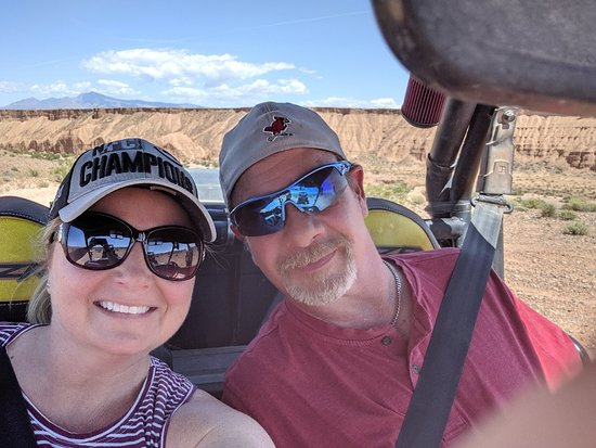 Ultimate Desert Adventures: Gorgeous day!