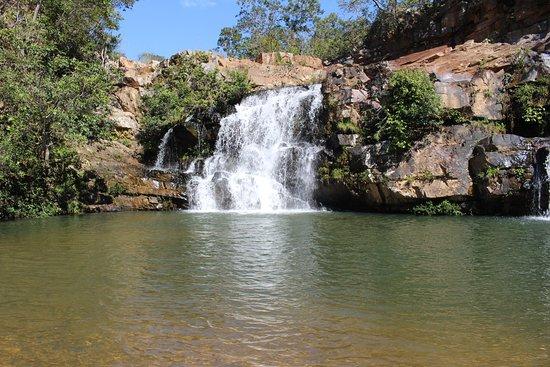 Guarda-Mor, MG: Cachoeira do Funil