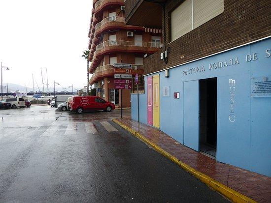 Factoría Romana De Salazones