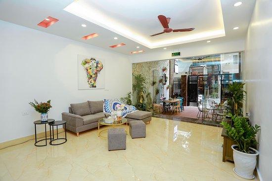 Lobby - 22 Residence Hanoi