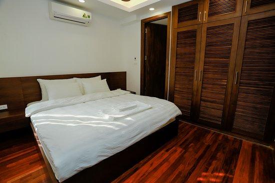 Executive 02bedroom - Bedroom 02