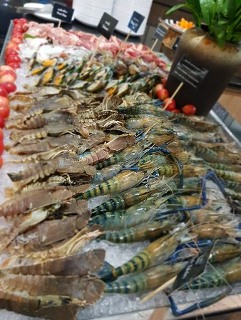 Savannakhet Province, Laos: Friday Night BBQ Buffet