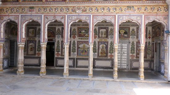 Dr. Ramnath A. Podar Haveli Museum照片