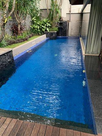 VILLA: private pool