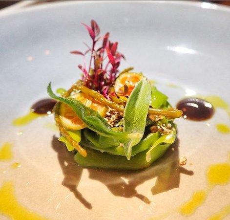 Vegan and Vegetarian Menu at Restaurant JAG