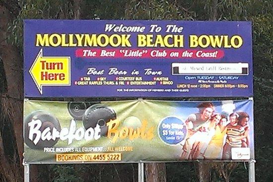 Mollymook Bowling Club