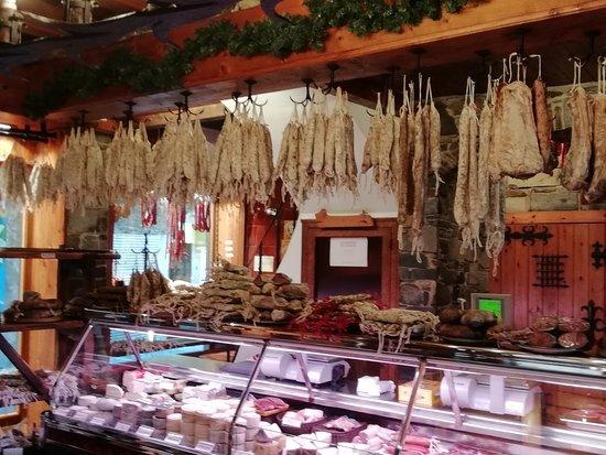 Camprodon, Spanyol: Balcão da loja