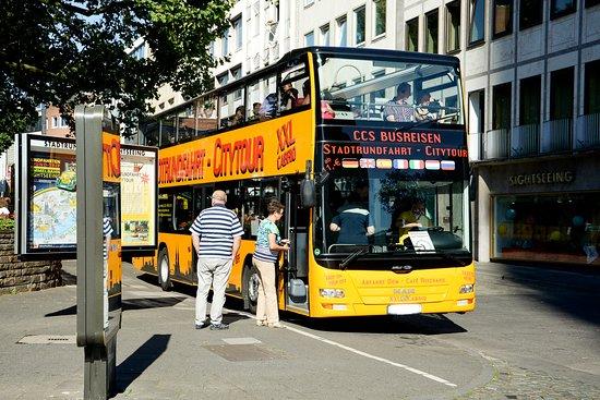 CCS Cologne Coach Service