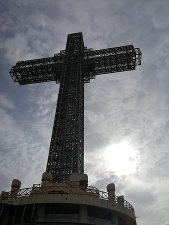 The tallest cross in the world