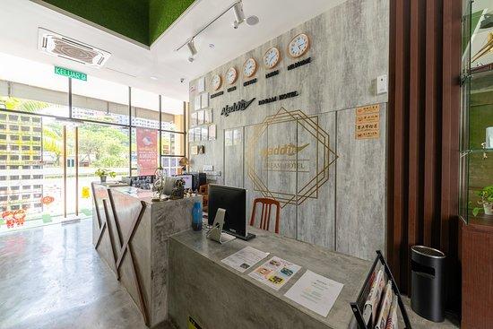 Window View - Picture of OYO 517 Aladdin Hotel, Johor Bahru - Tripadvisor
