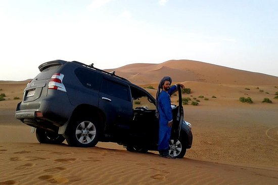 Emociónate con Marruecos