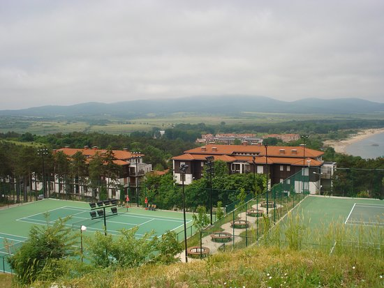 Tennis Center Santa Marina
