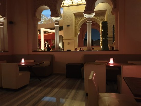 Mercury Lounge Rooftop Bar