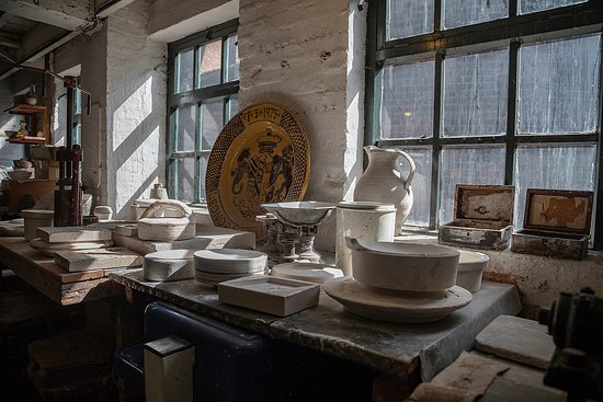 The throwing workshop