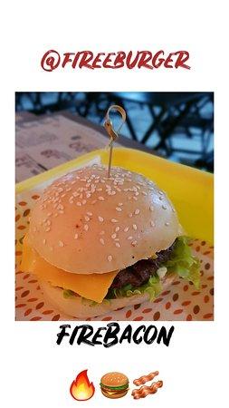 Fire & Burger