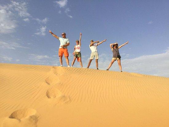 happy excursions senegal