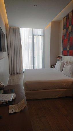 Удобный отель.