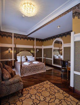 La Gioconda Boutique Hotel: Arab room #32