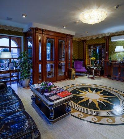 La Gioconda Boutique Hotel: Reception