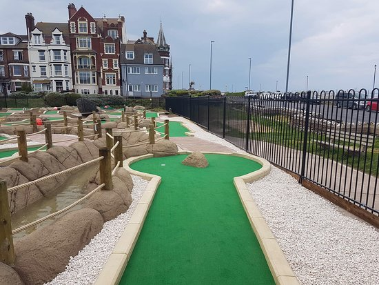 Crabstix Adventure Golf