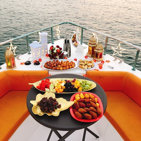 Ramadan Kareem 2019! Oman Sea Tour offers Ramadan Iftar trip on the boat. For more details of Iftar tour please send us message or email to omanseatour@gmail.com