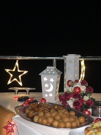 Create special Iftar memory of Ramadan 2019 on the boat.