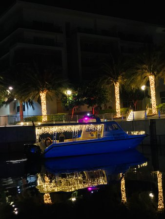 Our Ramadan boat decoration!