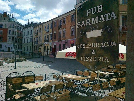 Pub Sarmata Lublin Recenzje Restauracji Tripadvisor